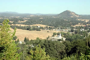 view of Jackson ca